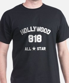 """HOLLYWOOD 818 ALL-STAR"" T-Shirt"