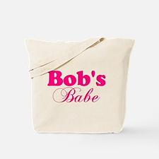 Bob's Babe Tote Bag