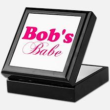 Bob's Babe Keepsake Box