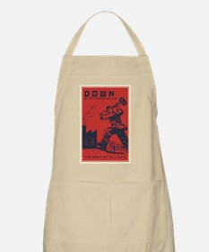 Down With Puppy Mills Apron