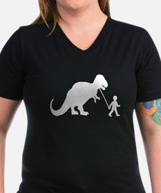 Pet Dinosaur T-Shirt