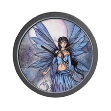 Lunetta Fairy Fantasy Art Wall Clock