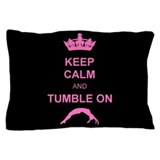 Gymnastics pillowcase Pillow Cases