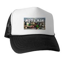 Metta Man Trucker Hat