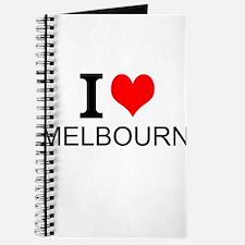 I Love Melbourne Journal