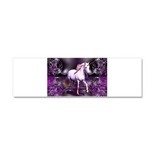 unicorn Car Magnet 10 x 3