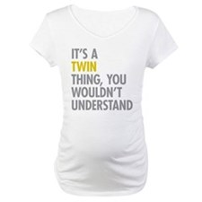 Its A Twin Thing Shirt