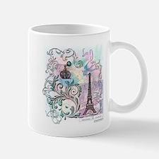 Love Paris Mugs