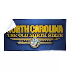 North Carolina (v15) Beach Towel