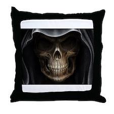 grimreaper Throw Pillow