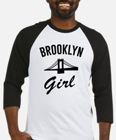 Brooklyn girl Baseball Jersey