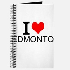 I Love Edmonton Journal