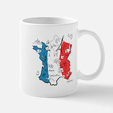 everything France Mugs