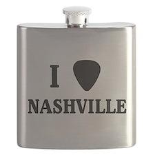 I pick Nashville Flask