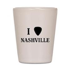 I pick Nashville Shot Glass