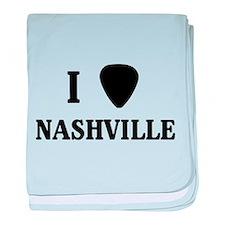 I pick Nashville baby blanket