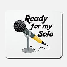My Solo Mousepad