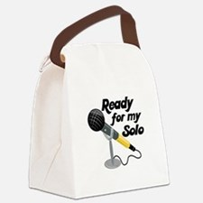 My Solo Canvas Lunch Bag