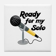 My Solo Tile Coaster