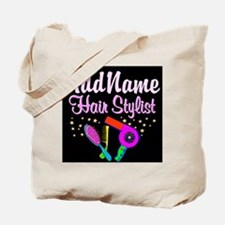 SUPER STAR STYLIST Tote Bag