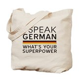 German Totes & Shopping Bags