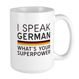 German Large Mugs (15 oz)