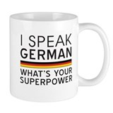 Germany Small Mugs (11 oz)