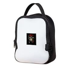 pirate skull Neoprene Lunch Bag
