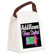TRENDY STYLIST Canvas Lunch Bag