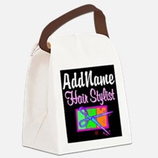 TRENDY STYLIST Canvas Lunch Bag