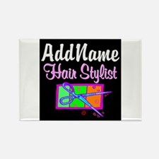 TRENDY STYLIST Rectangle Magnet