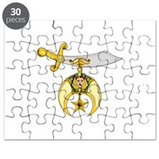 Unique Shriners Puzzle