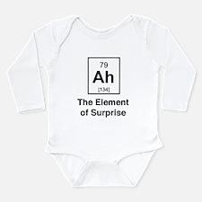 Ah the element of surprise Body Suit