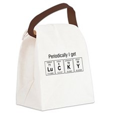 Lucky elements Canvas Lunch Bag
