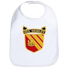 USS GRIDLEY Bib