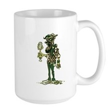 Hipster Zombie Mugs