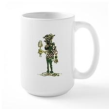 Hipster Zombie Mugs