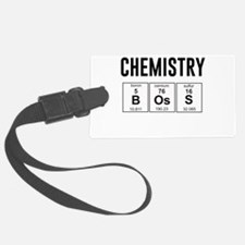 Chemistry boss Luggage Tag