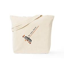 Too Many Leaves Tote Bag