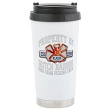Cute Northwestern Travel Mug