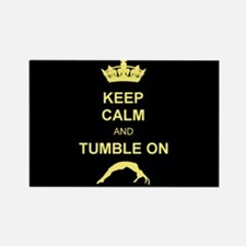 Keep Calm and Tumble on Magnets