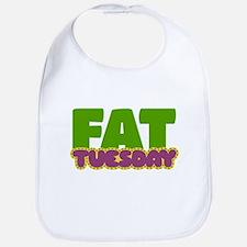 Fat Tuesday Bib