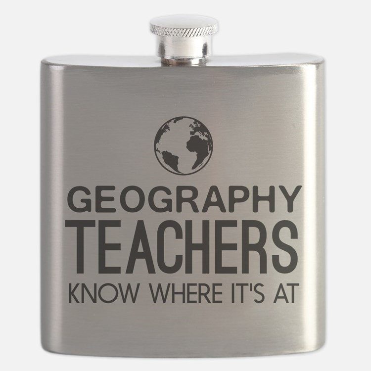 Geography knows where it's at Flask