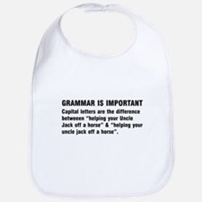 Grammar is important Bib