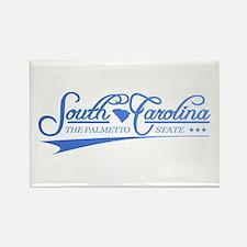 South Carolina State of Mine Magnets