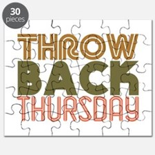 Throwback Thursday Puzzle