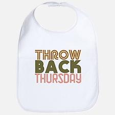 Throwback Thursday Bib