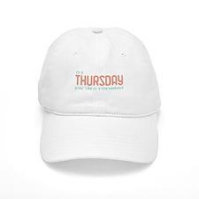 Thursday Like Weekend Baseball Baseball Baseball Cap