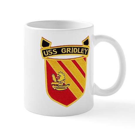USS GRIDLEY Mug