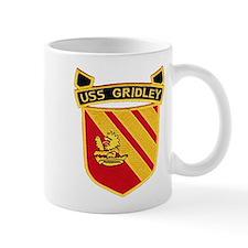 USS GRIDLEY Small Mug